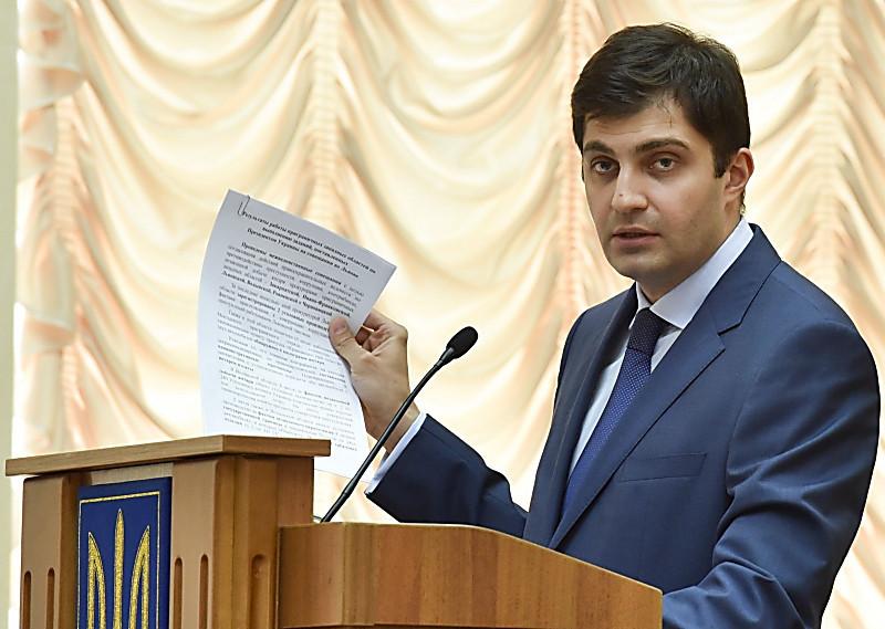 Давид Сакварелідзе заявив, що перші підозри та звинувачення за результатами розслідувань на Одеському припортовому заводі прозвучать до кінця 2015 року.