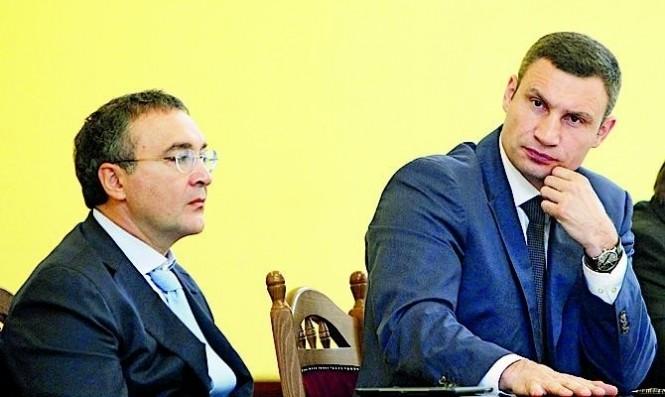 Міський голова Києва Віталій Кличко звільнив Ігоря Ніконова з посади першого заступника голови столичної адміністрації.
