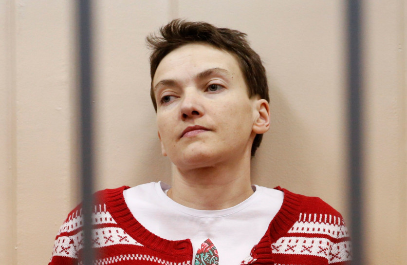 Українська льотчиця Надія Савченко під час суду заявила про те, що з завтрашнього дня оголошує голодування.