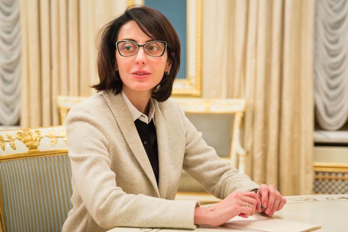 Голова Нацполіції України Хатія Деканоїдзе заявила, що метою її поїздки до Канади стало поглиблення співпраці між країнами.
