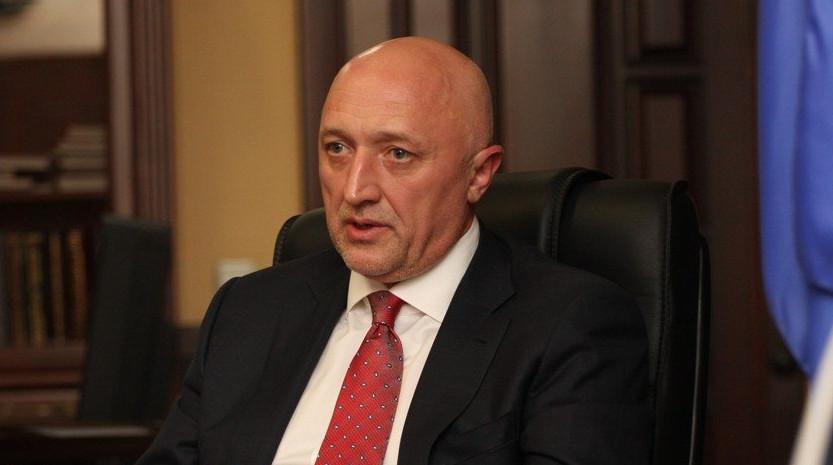 Голова Полтавської ОДА Валерій Головко обіцяв до 20 листопада завершити реконструкцію діагностичного корпусу Полтавського обласного тубдиспансеру.
