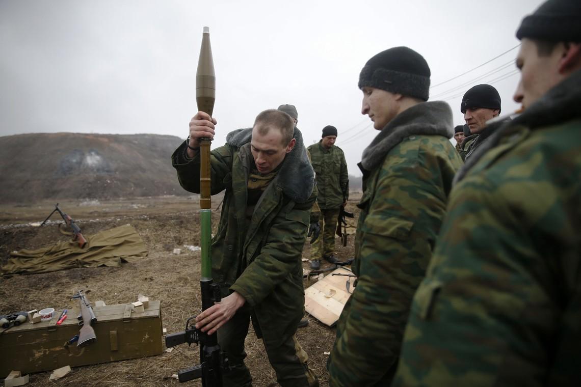 З 18 години 22 грудня і до опівночі зафіксовано понад двадцять випадків порушення російсько-терористичними бандформуваннями режиму тиші.