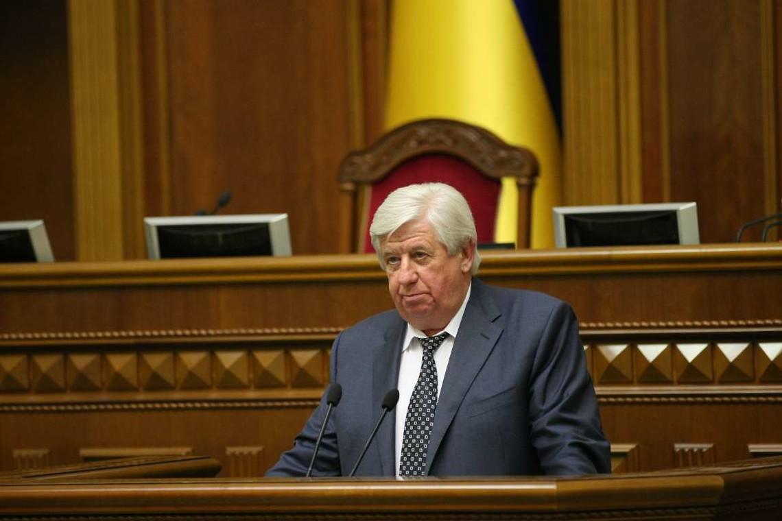 Народні депутати вирішили знову ініціювати збір підписів за відставку генерального прокурора України Віктора Шокіна.