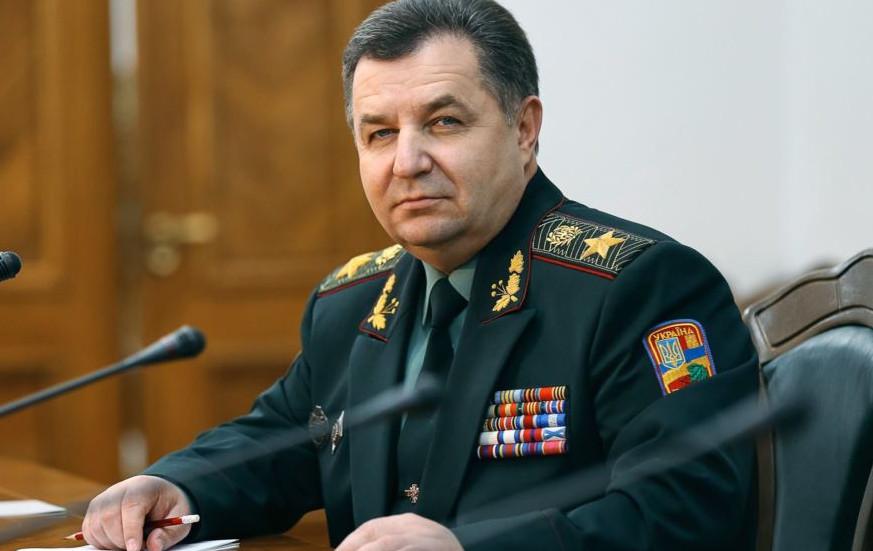 Глава Міністерства оборони вважає, що після підвищення окладів зросте й рівень мотивації військовослужбовців.