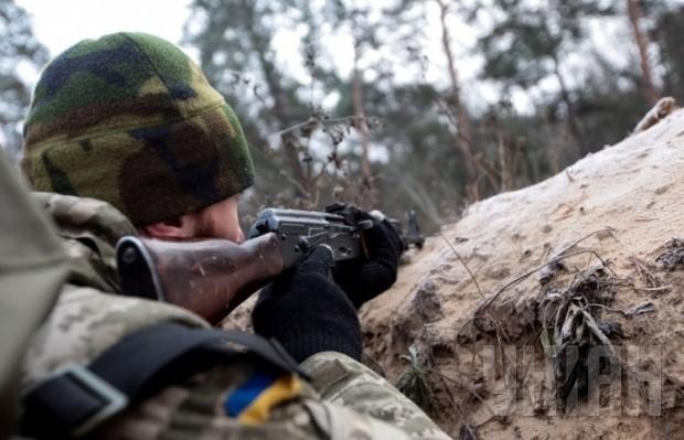 В ніч проти 29 грудня біля Зайцевого Донецької області відбулося зіткнення диверсійно-розвідувальної групи проросійських бойовиків з силами АТО.
