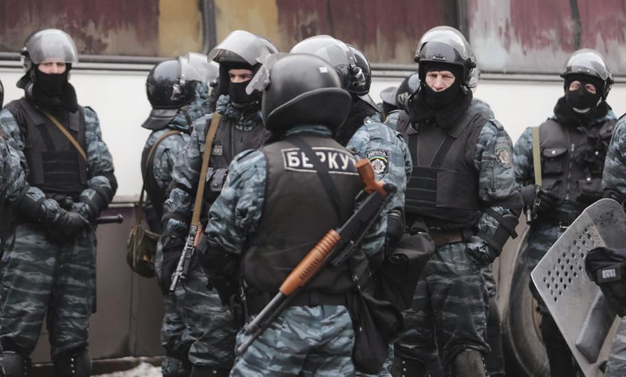 Генпрокуратура зібрала достатню доказову базу проти колишніх бійців спецпідрозділу МВС «Беркут», у тому числі колишнього командира Дмитра Садовника.