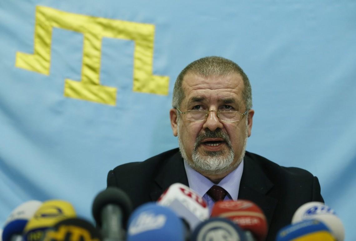 Голова Меджлісу кримськотатарського народу Рефат Чубаров назвав два основних сценарії повернення окупованого Криму.