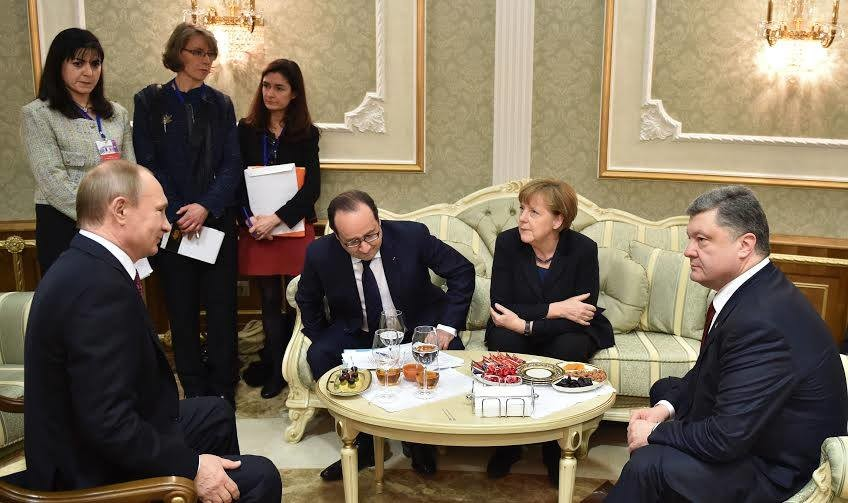 Уповноважений Президента з мирного врегулювання ситуації на Донбасі повідомила, що скоро варто очікувати нової заяви лідерів «нормандської четвірки».