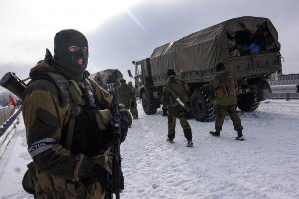 Впродовж минулої доби бойовики проросійських незаконних збройних формувань 21 раз застосовували зброю проти сил АТО.