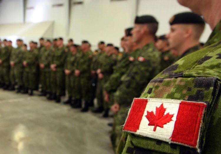 Канада проводить ротацію своїх солдатів, які задіяні в навчанні військовослужбовців української армії.