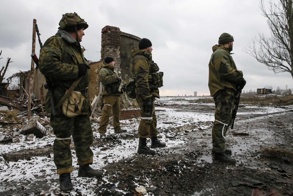 Впродовж минулої доби проросійські бандформування 35 разів порушували умови режиму припинення вогню вздовж усієї лінії розмежування сторін.