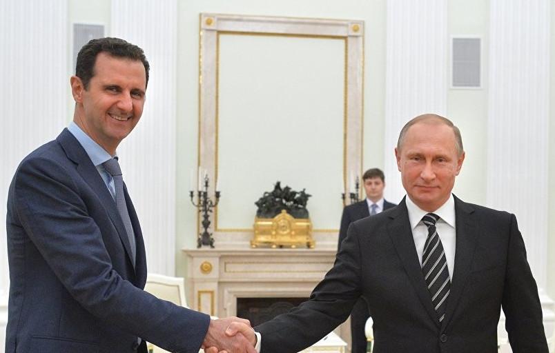 Президент РФ Володимир Путін заявив, що Росія готова надати притулок чинному президенту Сирії Башару Асаду.