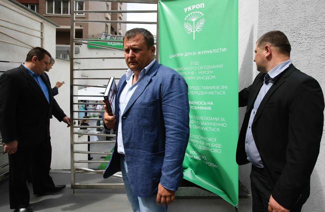 Керівник секретаріату «УКРОПу» Денис Борисенко заявив, що політрада партії розгляне ситуацію з кадровими призначеннями в міській раді Дніпропетровська та дасть їй оцінку.