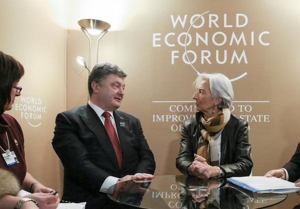 На думку Петра Порошенка, деякі пункти мемораднуму про співпрацю між МВФ та Україною потребують його втручання та мають бути змінені.