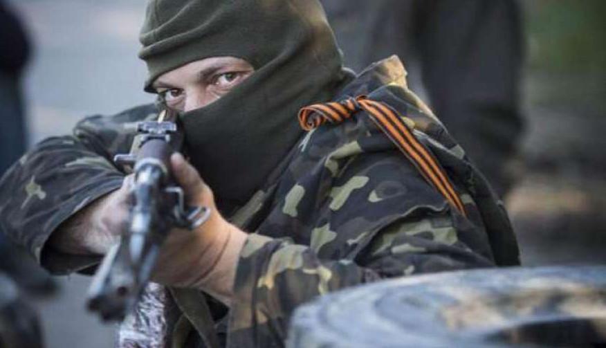 Терористи продовжили обстріл українських позицій, застосувавши стрілецьку зброю, міномети та гранатомети.