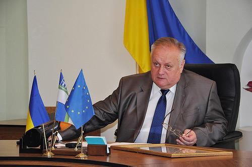 Міський голова Рівного Володимир Хомко недовиконав план щодо купівлі 10 нових тролейбусів протягом 2015 року.