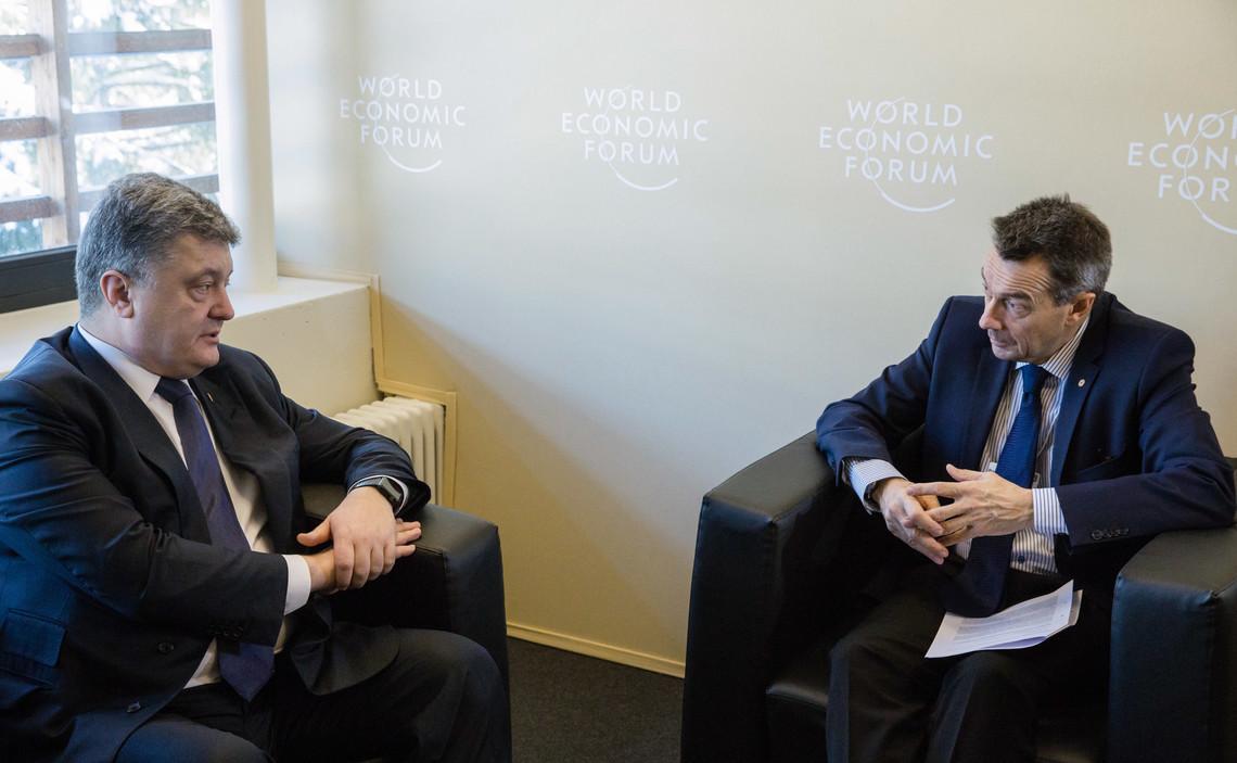 Петро Порошенко звернувся до Міжнародного комітету Червового Хреста із закликом про допомогу в звільненні українських заручників.