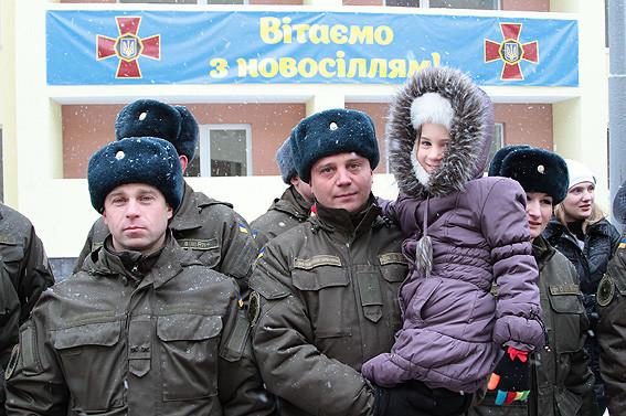 Військові-учасники антитерористичної операції протягом 2015 року стали власниками 186 квартир від Міністерства оборони України.