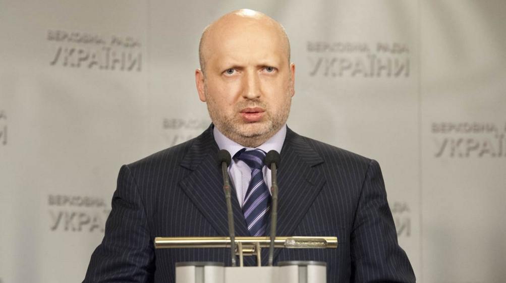 Секретар РНБО Олександр Турчинов заявив, що президента Росії Володимира Путіна ніхто не питав, коли формувалися кордони України.