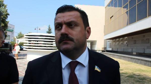 Заступник керівника «Волі народу» Андрій Деркач написав заяву про вихід із депутатської групи.