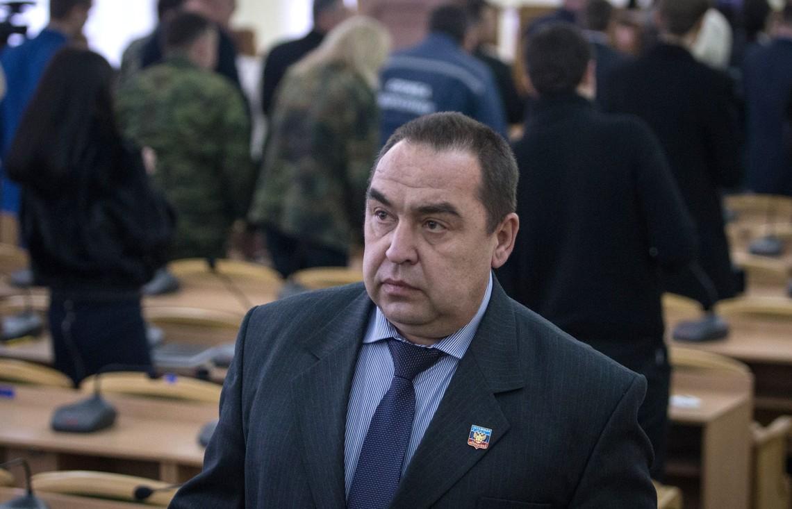 За даними групи «Інформаційний спротив», у Кремлі порушили питання зміни керівництва так званої «Луганської народної республіки».