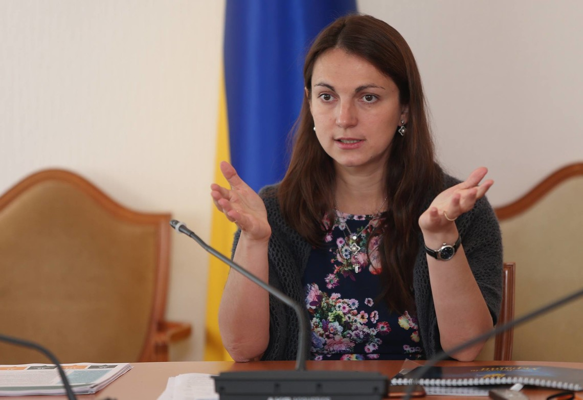 Гопко впевнена, що коаліція вже має кандидатуру на посаду прем'єр-міністра й навколо неї тривають дискусійні обговорення.