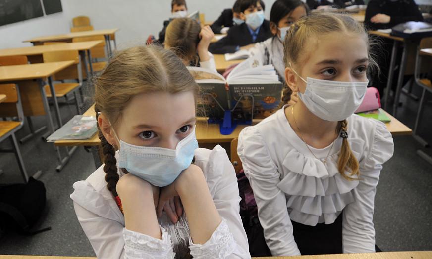 Карантин ушколах Києва продовжили щенатиждень