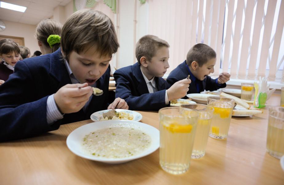 Законопроект про безкоштовне шкільне харчування був зареєстрований у Верховній Раді народними депутатами від фракції «Блоку Петра Порошенка».