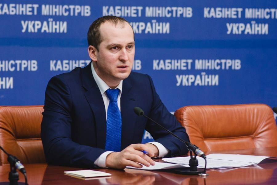 Міністр аграрної політики та продовольства України написав заяву про відставку згідно з рішенням фракції «Самопоміч».