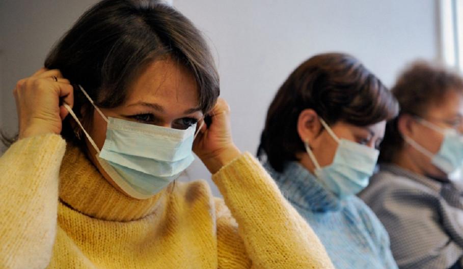 УКиєві почалася епідемія грипу: можуть закрити дитсадки тавузи