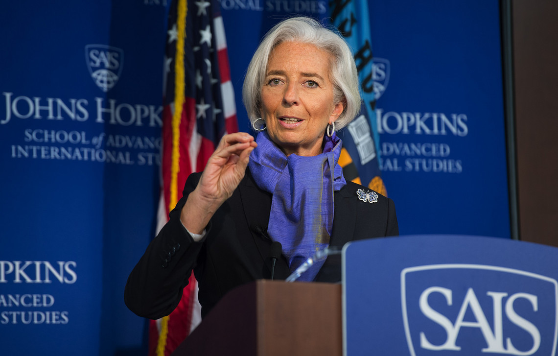 У МВФ занепокоєні заявою про відставку українського міністра економрозвитку Айвараса Абромавичуса.