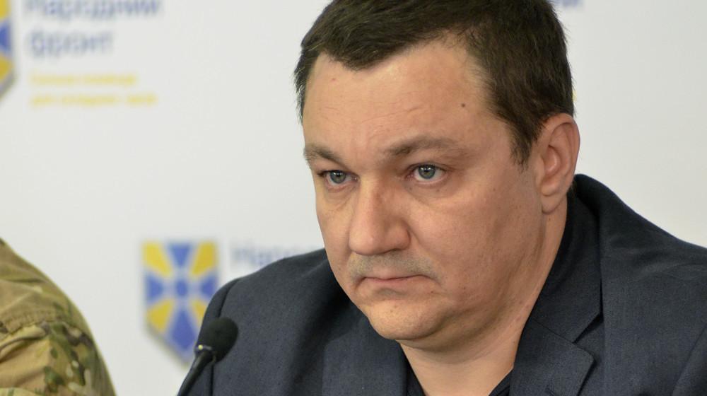 За даними Дмитра Тимчука, бойовики обстрілювали позиції українських військових із великокаліберних мінометів.