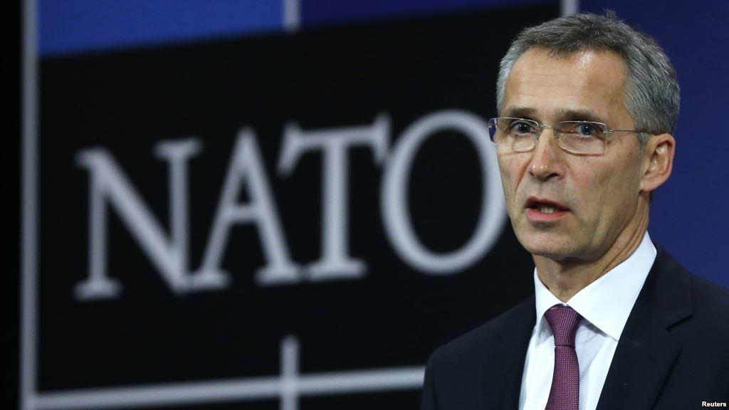 Генеральний секретар НАТО Єнс Столтенберг вчергове розкритикував дії російських військових у Сирії.