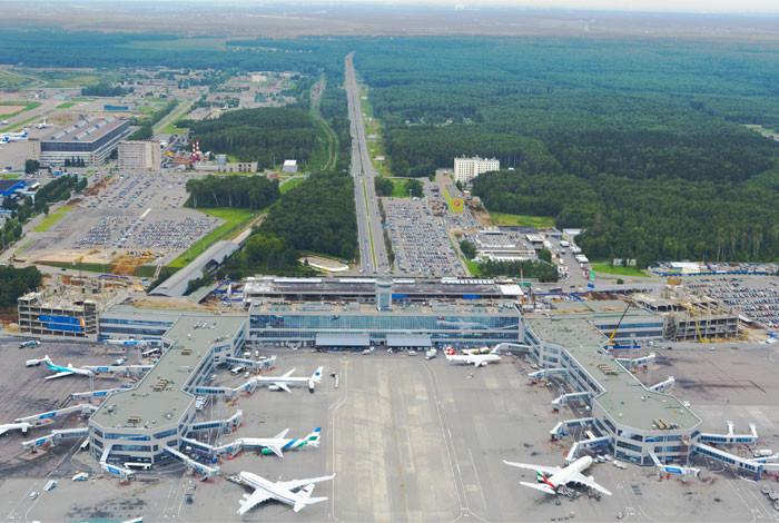 Російські аеропорти станом на 9 лютого втратили понад 6 млрд рублів від заборони польотів в Україну та Єгипет.
