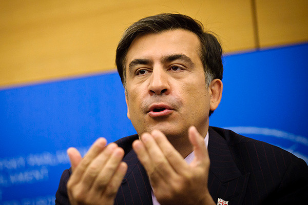 Андрій Лисенко в коментарі Міхеілу Саакашвілі заявив, що розслідування проти одеського губернатора не проводиться.