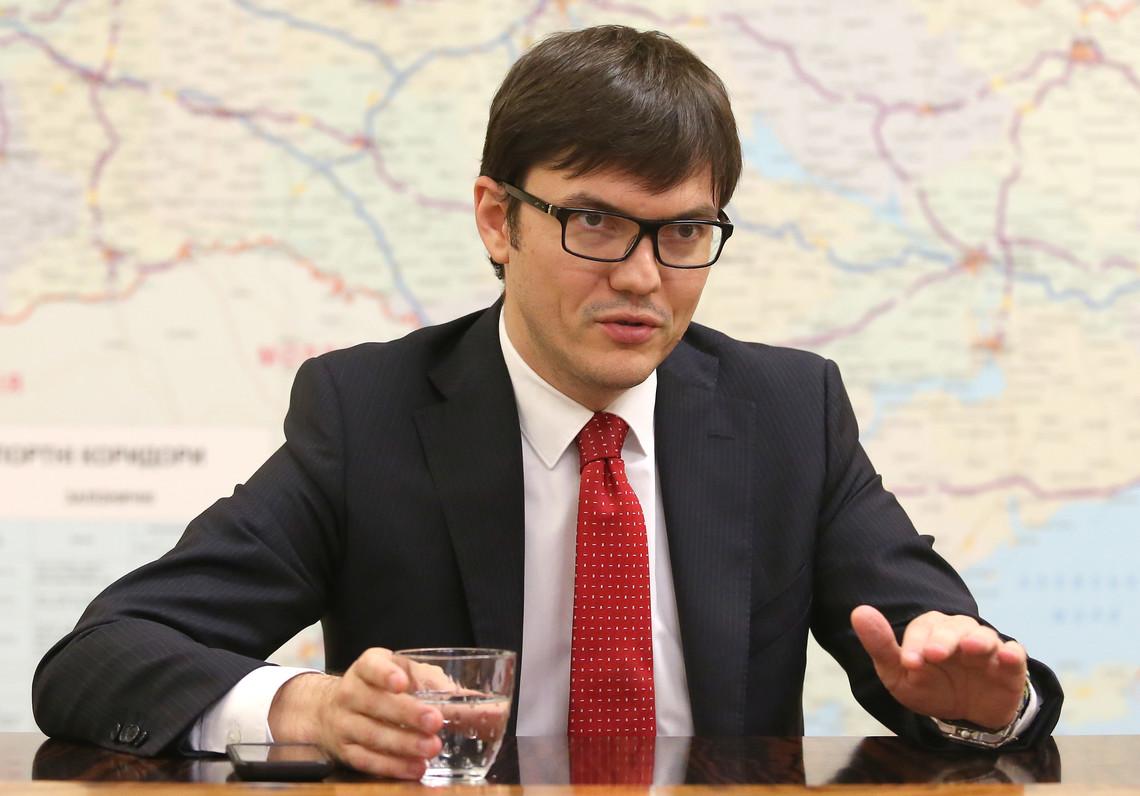Голова Антикорупційного бюро Ситник заявив, що його відомство не має претензій до міністра інфраструктури Пивоварського.