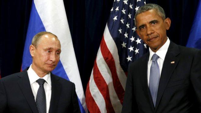 Путін розповів Обамі, що, на його думку, виконання Мінських угод з боку Києва має полягати в узгоджених із сепаратистами змінах до Конституції й амністії.