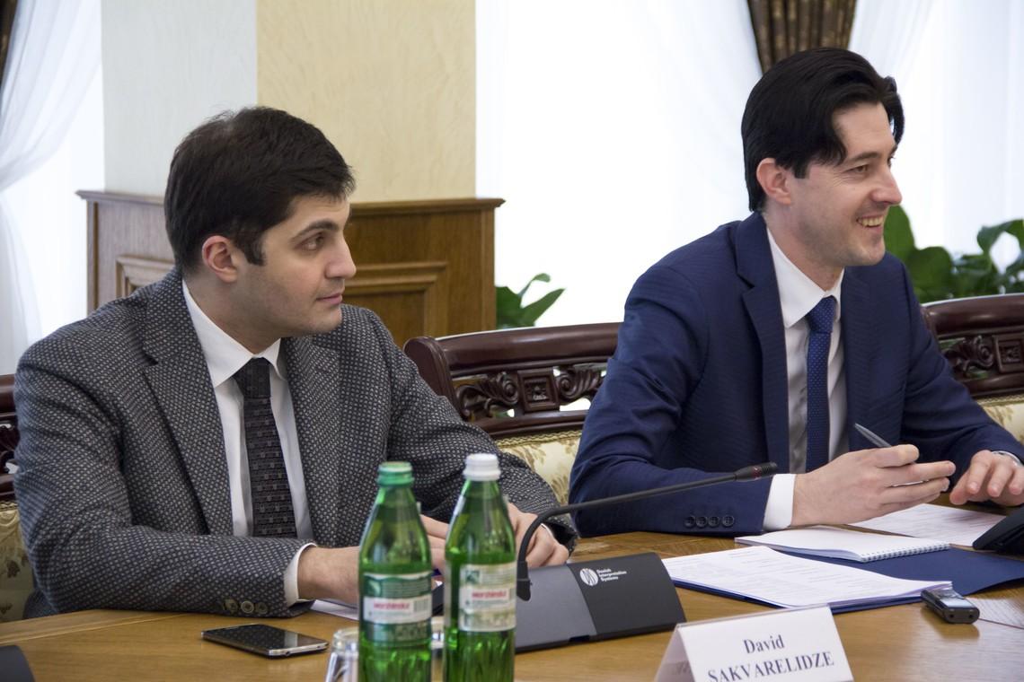 Перший заступник генпрокурора Давид Сакварелідзе дуже засмучений звільненням Віталія Каська зі своєї посади в ГПУ.
