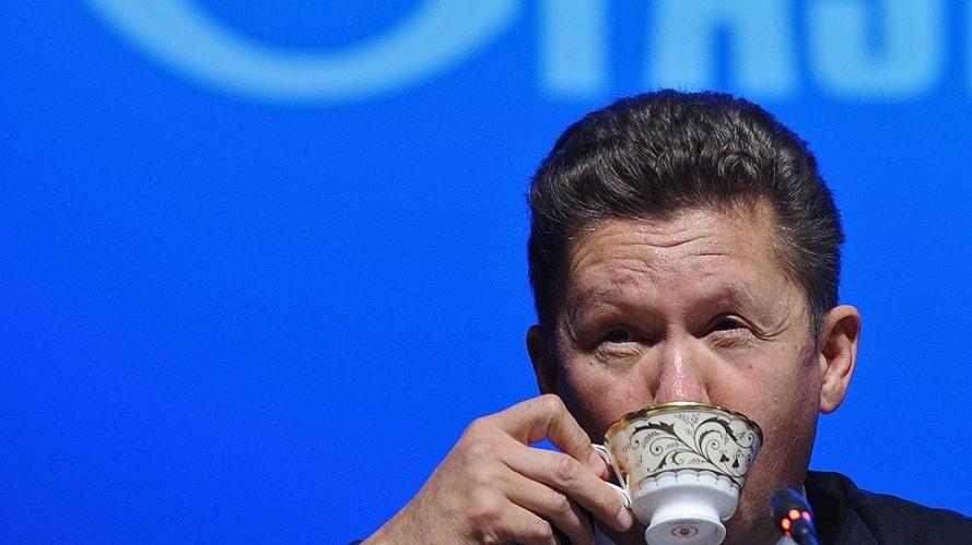 У російському Газпромі кажуть, що недорахувалися газу на 5,861 млн дол. після транзиту територією України.