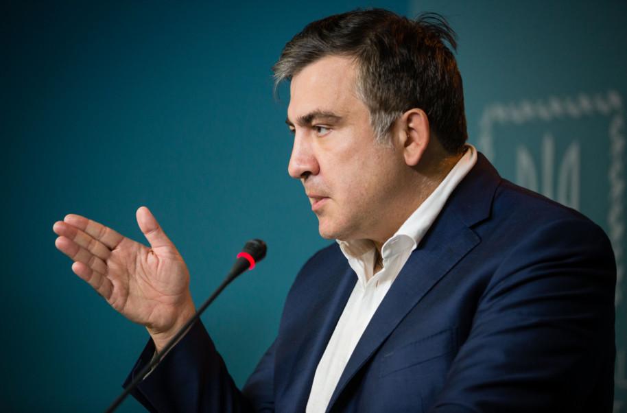 Голова Одеської ОДА Міхеіл Саакашвілі звинуватив Службу безпеки України в організації стеження за ним.