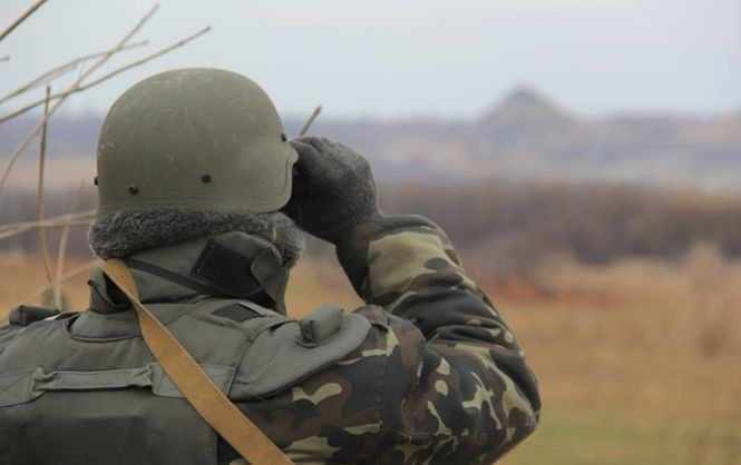 У районі населеного пункту Мар'їнка загинуло дев'ять російських військовослужбовців, ще вісім отримали поранення.