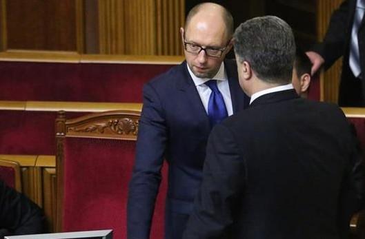 Сергій Лещенко розповів, чому народні депутати, всупереч їх власним заявам і обіцянкам, відмовилися голосувати за відставку Арсенія Яценюка