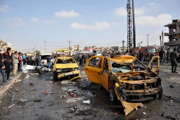 Теракти в двох містах Сирії забрали життя як мінімум 150 людей, відповідальність за всі жертви взяла на себе Ісламська держава.
