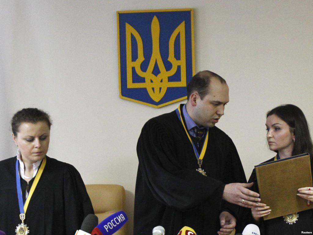 Столичний апеляційний суд повернув справу проти судді Вовка назад на розгляд Вишгородського районного суду.