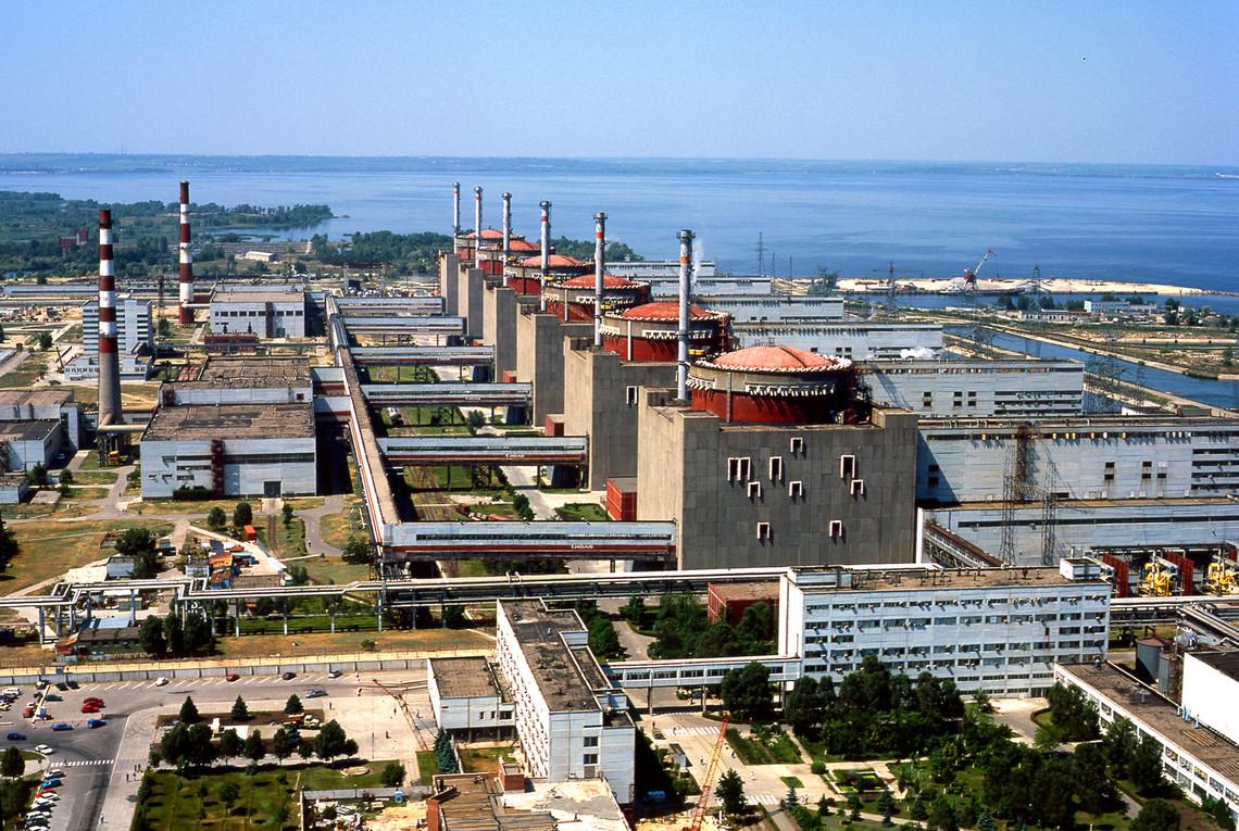 НАЕК Енергоатом завантажила на Запорізьку атомну електростанцію першу партію ядерного палива за програмою диверсифікації.