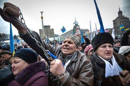 Заклики до третього Майдану від імені РПС почали розповсюджуватися в блогах і соцмережах ще з літа минулого року.