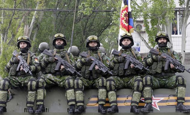 21-22 лютого на Донбасі загинуло шість військовослужбовців ЗС Російської федерації, ще сім отримали поранення.