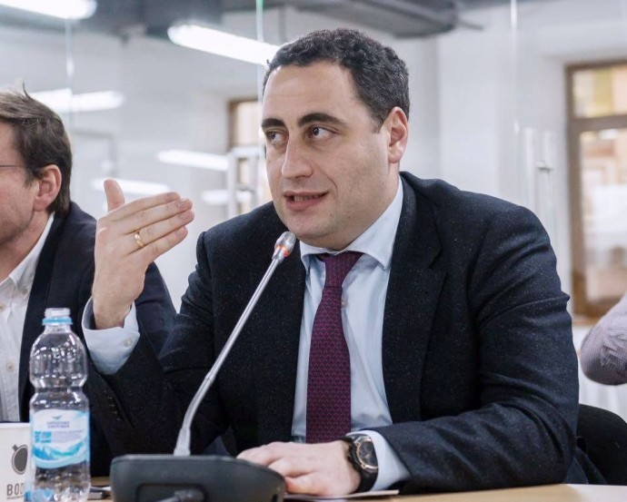 Глава грузинського Фонду інновацій та розвитку заявив, що українська судова реформа може поліпшити ситуацію лише на час.