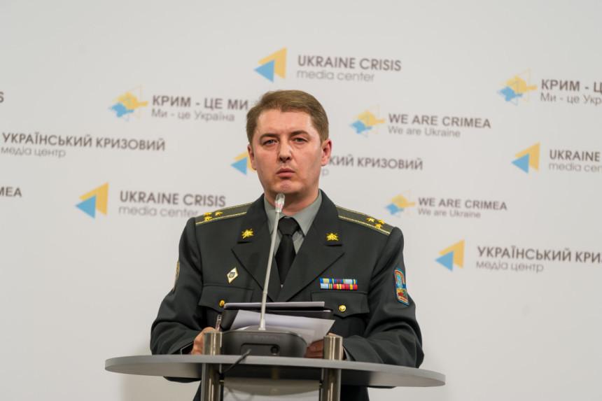 Спікер Адміністрації Президента з питань АТО Олександр Мотузяник повідомив, що за минулу добу на Донбасі не загинув жоден український військовослужбовець.