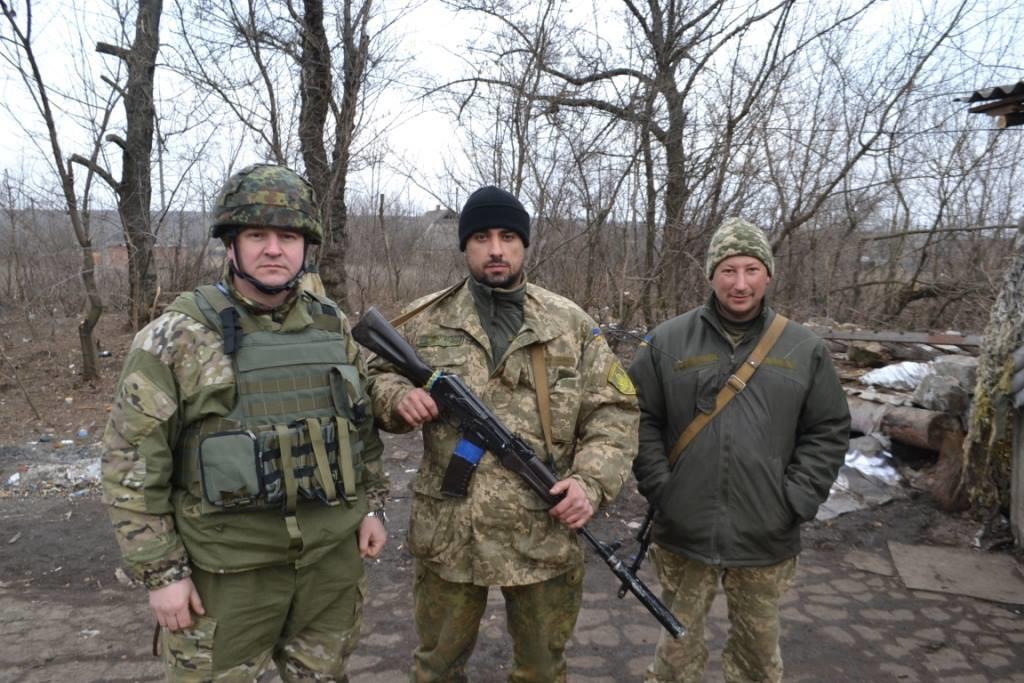 Поблизу селища Зайцеве українські військовослужбовці захопили склад російської зброї, яка належала бойовикам.